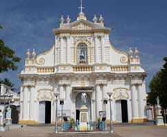 Pondicherry Honeymoon Trip